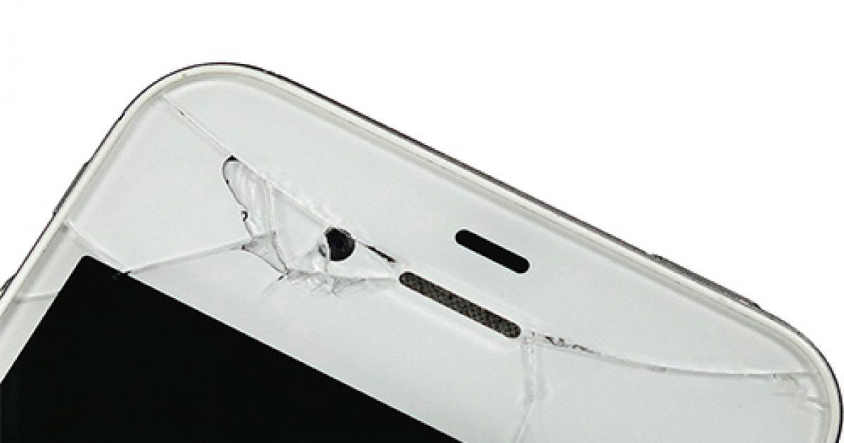 Handy Display Schaden